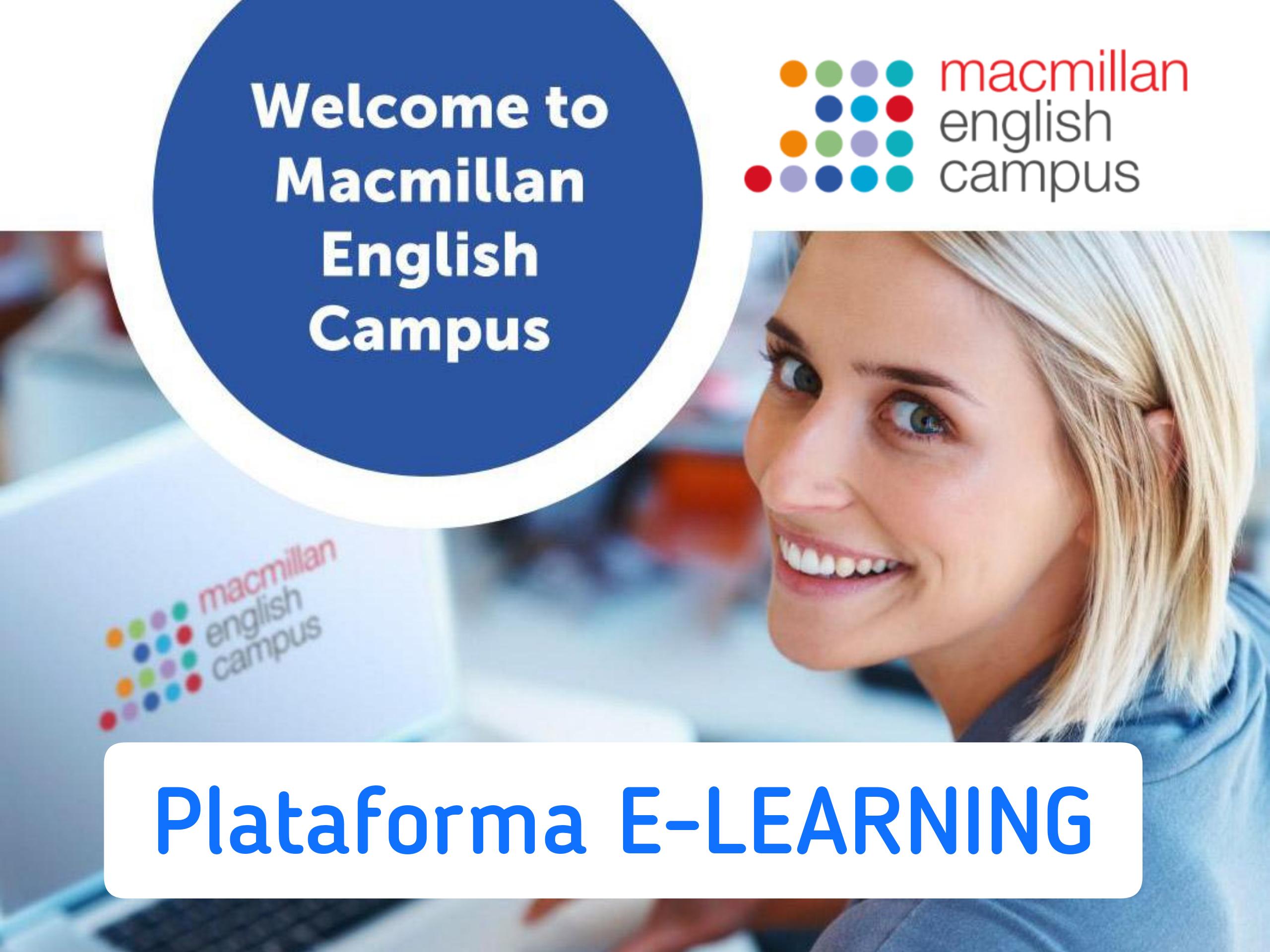 Plataforma E-Learning Curso Online Ingles