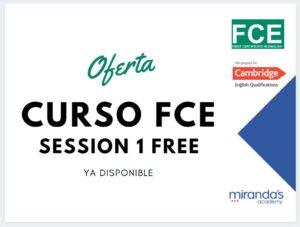 Curso FCE Online Descarga Gratis