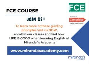 Curso de Ingles Online FCE Cambridge descarga sesión 1 gratis