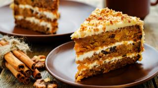 ingredientes tarta de zanahoria carrot cake